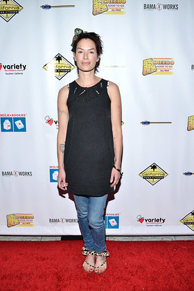 Lena Headey Attends Story Time Celebration
