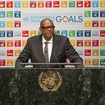 Forest Whitaker Calls On Leaders To Ensure Benefits Of Global Goals Touch Everyone