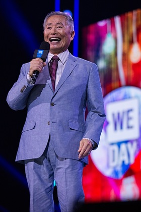George Takei at WE Day Seattle