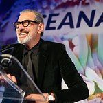 Jeff Goldblum Is Master Of Ceremonies At Oceana New York Gala