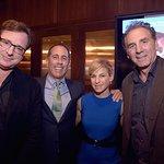 Jerry Seinfeld Hosts GOOD+ Foundation LA Fatherhood Initiative Lunch