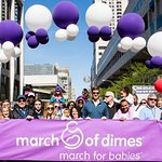 Eli Manning Leads 2016 March For Babies