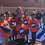 Nancy Lieberman Helps Amarillo Kids Create Dreams