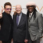 Bono Honored At Nile Rodgers' We Are Family Foundation 2016 Celebration Gala