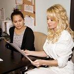 Pamela Anderson Donates $50,000 To National Domestic Violence Hotline