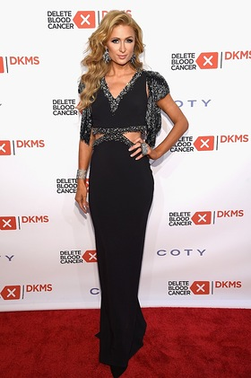 Paris Hilton attends the 2016 Delete Blood Cancer DKMS Gala