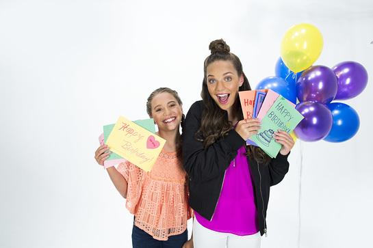 Maddie and Mackenzie Ziegler