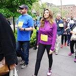 Jaclyn Stapp Leads 10th Annual NamiWalks NYC