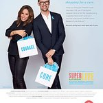 Brad Goreski And Melissa Rivers Are Policing For A Good Cause
