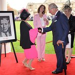 Prince Charles Attends Star-Studded Garden Party For Prince's Trust