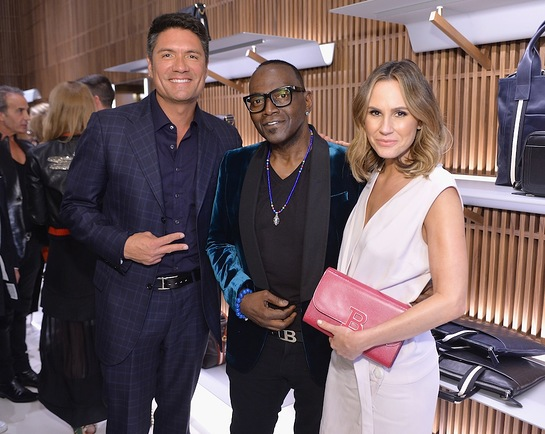 Randy Jackson attends Bally event