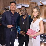 Randy Jackson Attends Event At Bally Store To Support Delete Blood Cancer DKMS