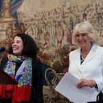 Duchess Of Cornwall Marks 25th Anniversary Of Homelessness Charity