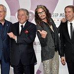 Celebrities Help Celebrate Tony Bennett's 90th Birthday At Power Of Love Gala