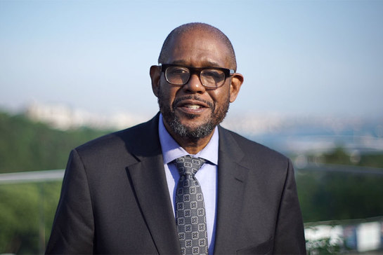 Forest Whitaker - Speaks at the World Humanitarian Summit