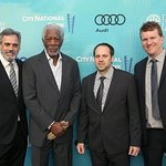 Morgan Freeman And Jeff Skoll Honored At Geffen Playhouse Annual Fundraiser