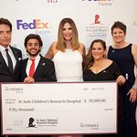 14th Annual FedEx/St. Jude Angels & Stars Raises $1 Million