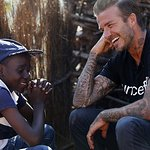 David Beckham Visits Swaziland With UNICEF