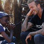 David Beckham Visits Swaziland With UNICEF
