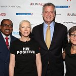 Annie Lennox Joins Global Leaders To Fights HIV/AIDS