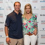 Drew Brees Hosts 2nd Annual Topgolf Challenge