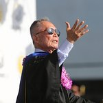 George Takei Receives Honorary Doctorate At Cal State LA Commencement