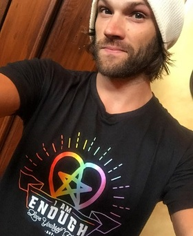 Jared Padalecki I Am Enough