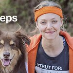 Amanda Seyfried Supports Strut Your Mutt Events And 9000 Steps Challenge
