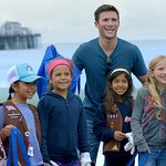 Scott Eastwood Features In DAVIDOFF Love The Ocean Campaign