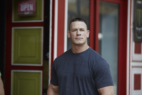 Behind the scenes images – John Cena