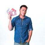 Colton Haynes Supports Smiles For Soldiers Campaign