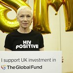 Annie Lennox Speaks At Meeting On HIV, AIDS, Tuberculosis And Malaria