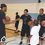 Russell Westbrook Hosts 4th Annual Basketball Camp In LA For Inner City Children