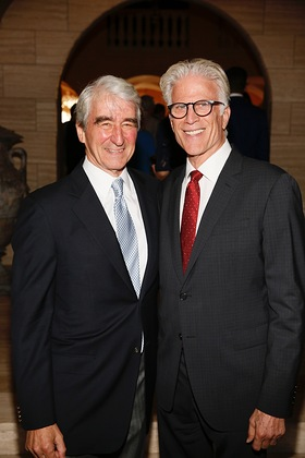 Sam Waterston and Ted Danson