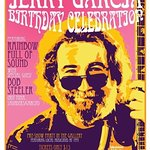 Jerry Garcia Foundation Celebrates Jerry's Birthday With Release Of His Fine Art