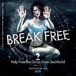 Krysten Ritter Breaks The Tanks In PETA's New Anti-SeaWorld Ad