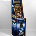 Wizard World And The Michael J. Fox Foundation Partner To Auction Back To The Future Pinball And Arcade Machine
