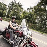Stars Hit The Road On Kiehl's National LifeRide For amfAR