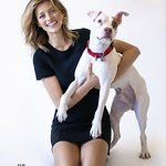 Models Visit The ASPCA For The Dog Days Of Summer