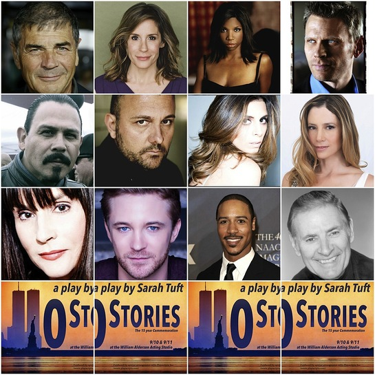 110 Stories benefit performance - River Street Theater Company