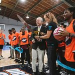 WorldVentures Foundation And Nancy Lieberman Charities Give New Dream Court