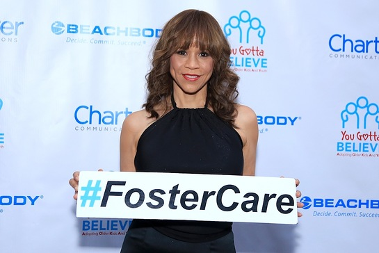 Rosie Perez attends the 2nd Annual Voices for the Voiceless event