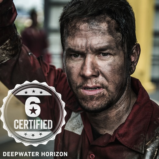 Deepwater Horizon Honored As 6 Certified Project