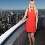 Dakota Fanning Lights Empire State Building With Save The Children
