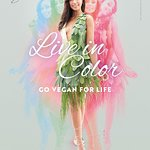 Mya Dazzles In Fresh-Veggie Dress For PETA