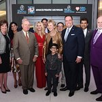 Jack Nicklaus Celebrates Success Of Together For The Children Campaign