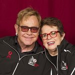 Elton John And Tennis Stars Raise $600,000 At World TeamTennis Smash Hits