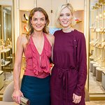 Coco Rocha Hosts DKMS X Jimmy Choo Shopping Event