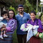 Aamir Khan Spotlights Battle Against Malnutrition In Bhutan