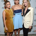 ASPCA Honors Sarah Hyland And Beth Behrs